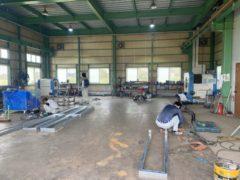 桑名市の工場